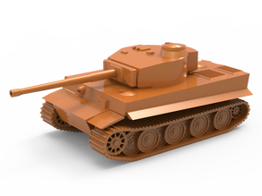 Tiger Tank World War II