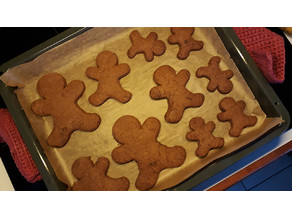 Lebkuchenmann / Gingerbread man