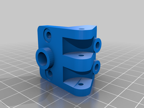 HyperCube XY Idler for GT2 pulleys (natural belt orientation)