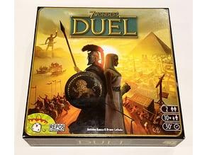 7 Wonders Duel + Expansions