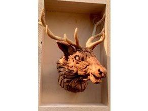 Animal Totem Elk