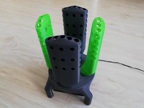 Sécheur à gants et souliers de foot pour ventilateur de PC 120 mm
