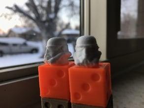 Star Wars Stormtrooper Valve Cap Schrader Remix