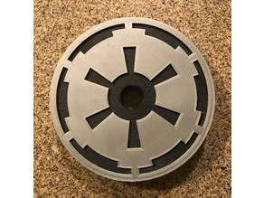 Armor Bin Imperial Cog Wheel Cover