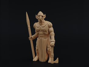 Trollspawn Guard