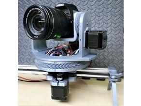 DSLR Camera Slider (Stepper Motor Driven)