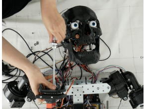 Humanoid Robot Neck