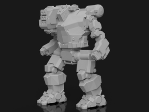 HBK-4P Hunchback for Battletech