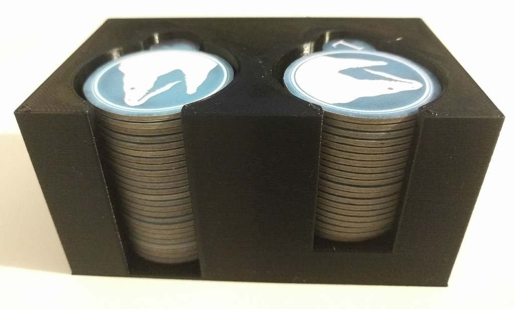 Abyss - Board Game - Eel Token Remix (Fits expansions and promos)