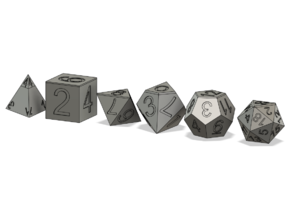 Dice Boxes and Lids - full set