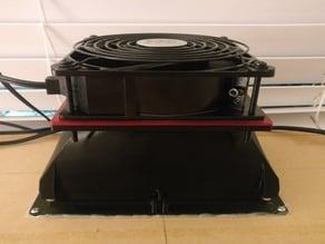 HEPA Air Filter Remix 120mm Fan & 86889  Filters