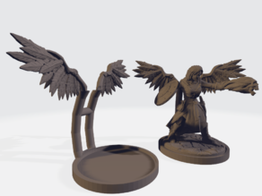Wings for 28mm