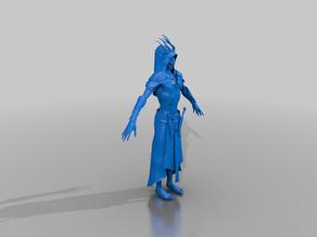 firbolg druid - dnd - character - tm