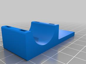 Playseat Challenge - Fanatec V3 Pedals mount