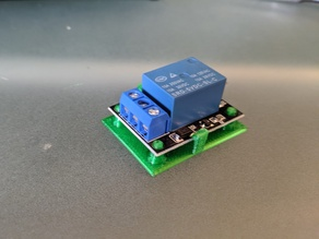 20x28 Single Relay Component
