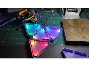Mini nanoleaf LED lightshow