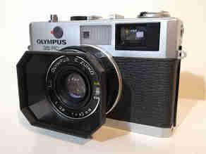 43.5mm Lens Hood - Snap Fit (Olympus 35rc & Trip 35)