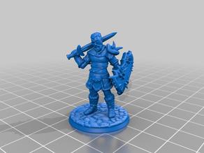 Gloomhaven Bandit Commander