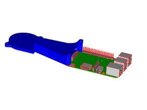 Fan mount for FabScan Pi