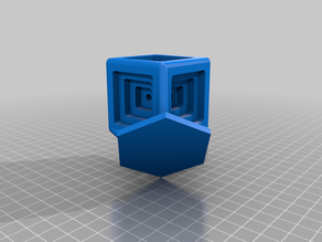 My Customized (cube in a cube)*n