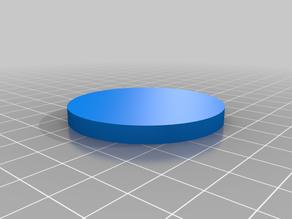 Circle Platform - Base Circular