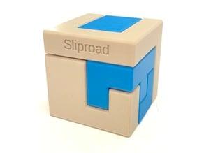 Sliproad - Interlocking puzzle by László Molnár