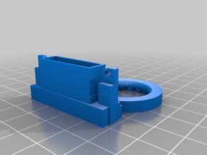 Micro swiss fan - stock parts