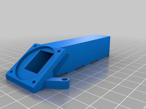Stepper Fanduct for BigTreeTech SKR Mini E3 V1.2 Board