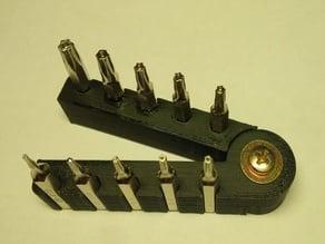 4mm Hex Bit Organizer