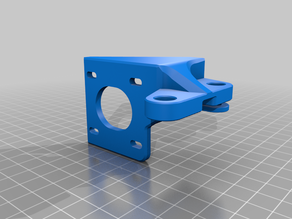 Ender 3 Stock Direct Drive Adapter
