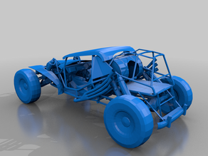 mudder - gaslands buggy