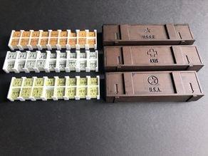 Combat Commander Storage Boxes