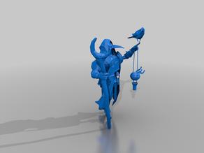 druid - dnd - character - humanoid - dp