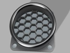 40mm Fan Divergent Filter Inlet v2
