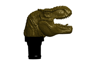 T-Rex Topper ($7 Cane/Walking Hiking Sticks)