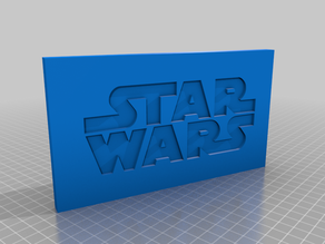 Star Wars Sign