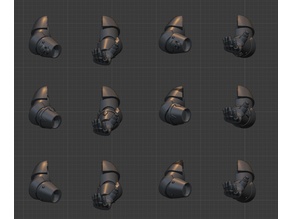 Retro Renegade Arms for Guns