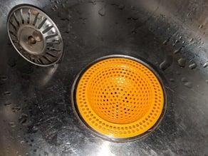 Sink Strainer 83mm Standard Australia