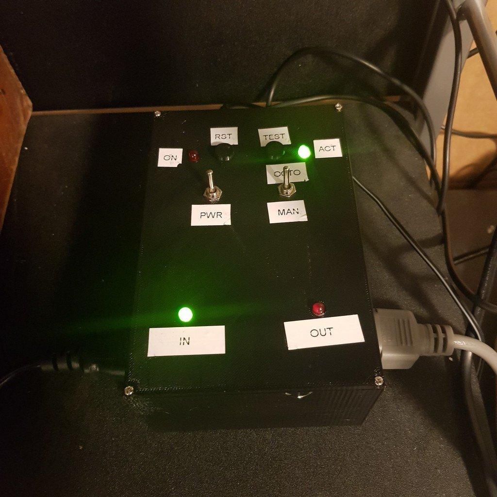 3D Printer Control Box