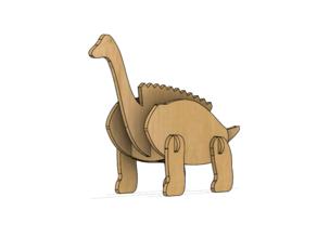 Dino - puzzle