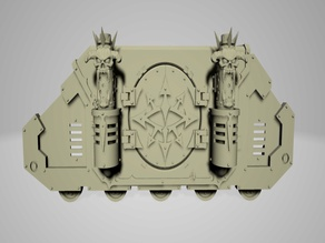 Chaos Transport Side Armour