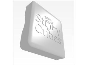 Rory's Story Cubes 9 Dice Storage Case