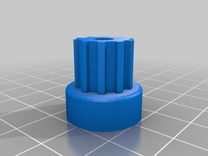 My Custt10 dhdfomized Parametric Pulley Library - Customizer Optimized