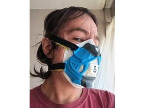 Neo Samurai Mask Cover V1