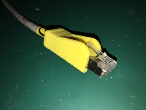RJ45 Ethernet Plug Protector