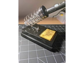 Soldering Iron Stand Base