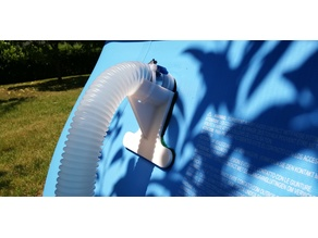 Tube support for Bestway / Intex Swimming pools