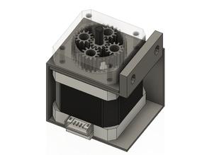 NEMA17 planetary Gearbox