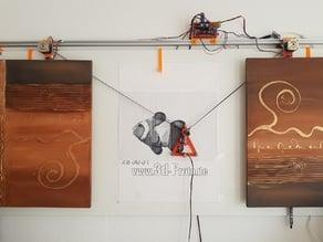 Polargraph mit Arduino + RAMPS