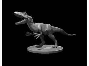 Allosaurus Updated